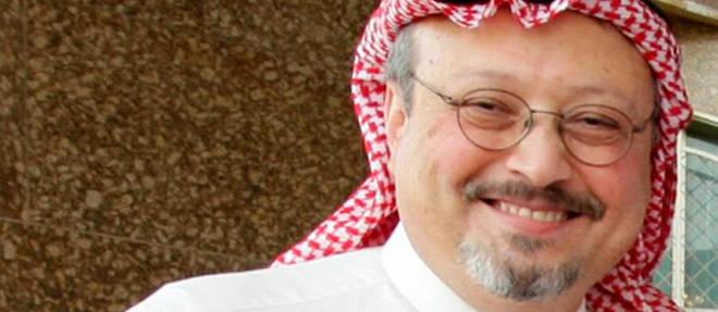 Jamal Kashoggi, assassiné mi-octobre au consulat d'Arabie saoudite à Ankara.