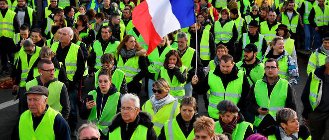 Les Gilets jaunes restent soutenus par les Français, selon un sondage.