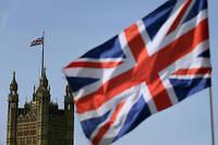 Le Parlement britannique, soit la Chambre des communes et la Chambre des lords, votera le 11 décembre sur l'accord de divorce entre le Royaume-Uni et l'UE conclu par Theresa May.  ©DANIEL LEAL-OLIVAS