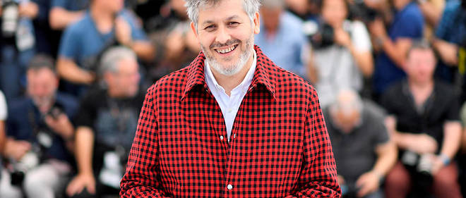 Christophe Honoré à Cannes, en 2018.