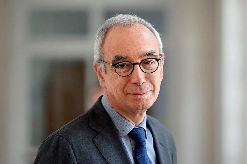 Jean Pisani-Ferry. Economiste, professeur à Sciencespo.