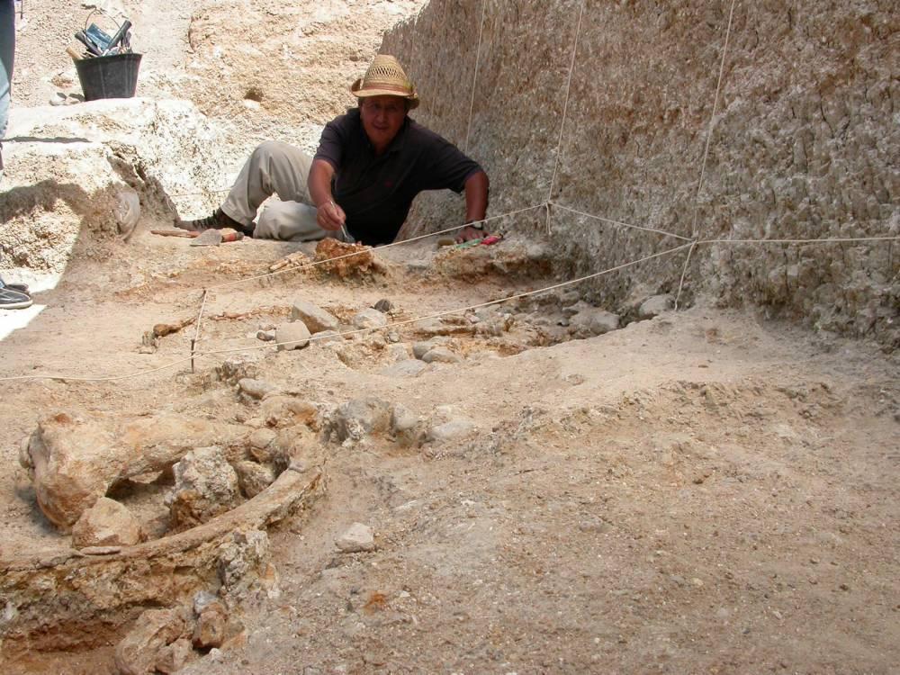 M. Sahnouni découverte Algérie ©  M. Sahnouni