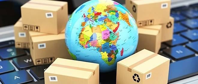 En 2017, seuls 13% des achats effectués sur le continent l'ont été en ligne.