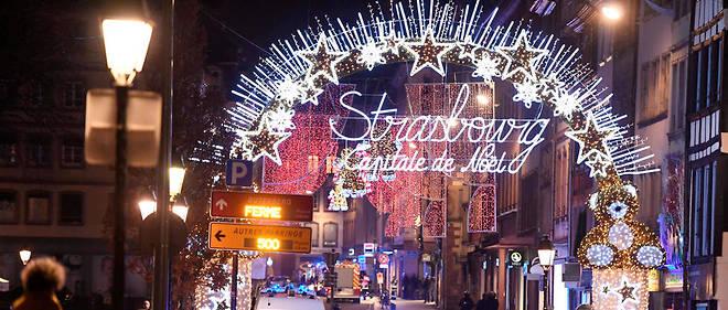 Un homme a ouvert le feu le soir du 11 décembre dans les rues de Strasbourg, près du marché de Noël.