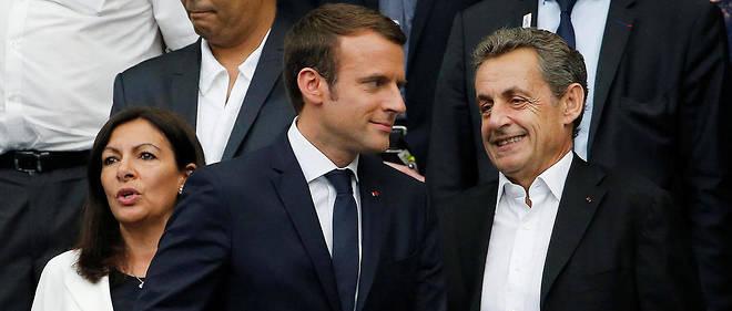 Macron-Sarkozy : une complicité non feinte...