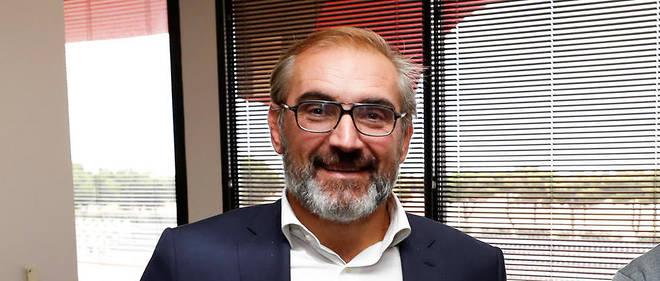 Arnaud Péricard, maire de Saint-Germain-en-Laye.