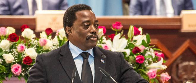 Joseph Kabila quittera peu de temps après le scrutin présidentiel, prévu le 23 décembre 2018.
