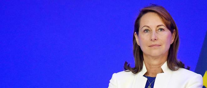 Ségolène Royal, alors ministre de l'Écologie, en 2016.