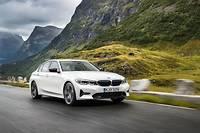 BMW Série 3 2019  ©BMW