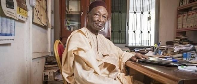 Djibril Tamsir Niane, écrivain et historien, en appelle à la restitution des documents sur les traditions orales africaines.