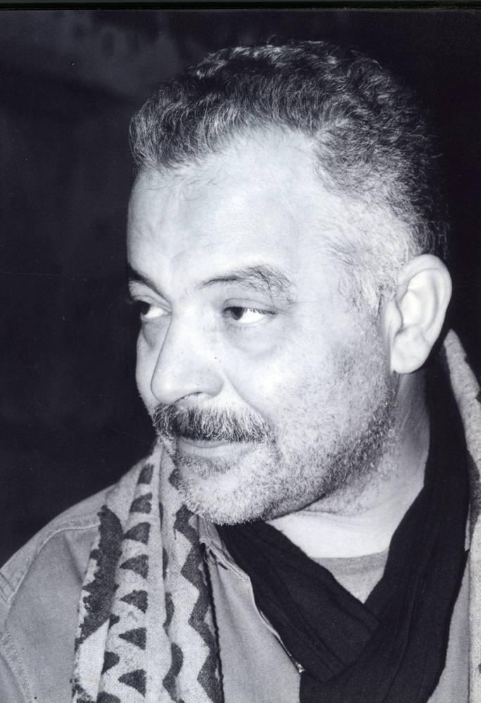 Fondateur en 2001du Centre arabo-africain de formation et de recherches théâtrales, Ezzedine Gannoun est une figure du 6e art.   ©  DR