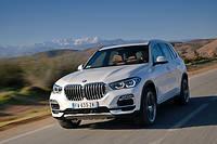 La BMW X5 2019 parvient à concilier aisance sur route et aptitudes sur piste avec maestria mais c'est au prix de coûteuses options.  ©alberto@alberto.fr