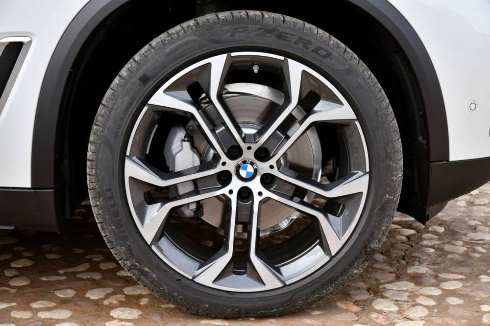 La BMW X5 2019 © alberto@alberto.fr