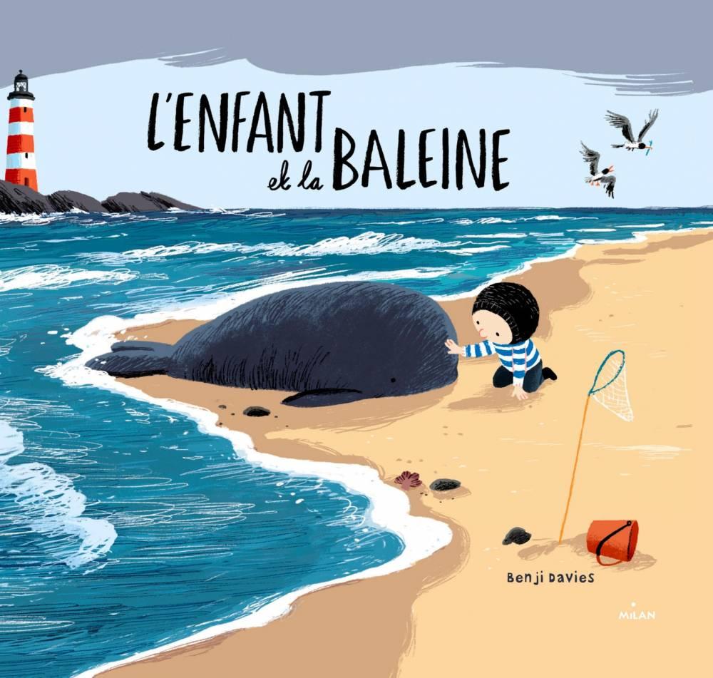 L'enfant et la baleine ©  Milan