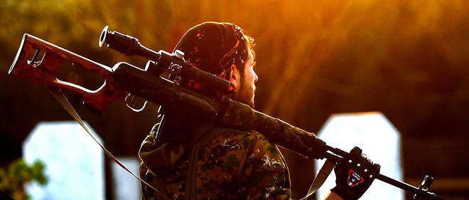 Après l'annonce du retrait américain, les Kurdes étaient sous la menace de la Turquie.