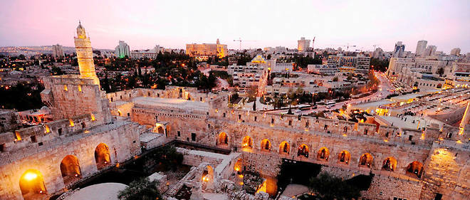 vielle ville de jérusalem