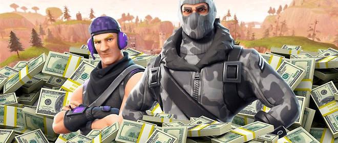 « Fortnite» engrange 3 milliards de dollars