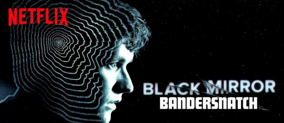 <p>Black Mirror : Bandesnatch</p>