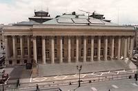 C'est un mauvais début d'année pour les places européennes, notamment pour la Bourse de Paris (photo d'illustration).