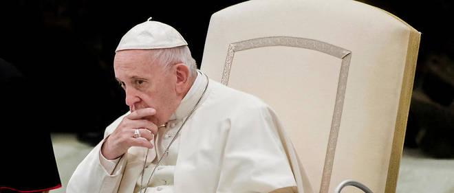 Le pape François le 19 décembre 2018 à Rome.