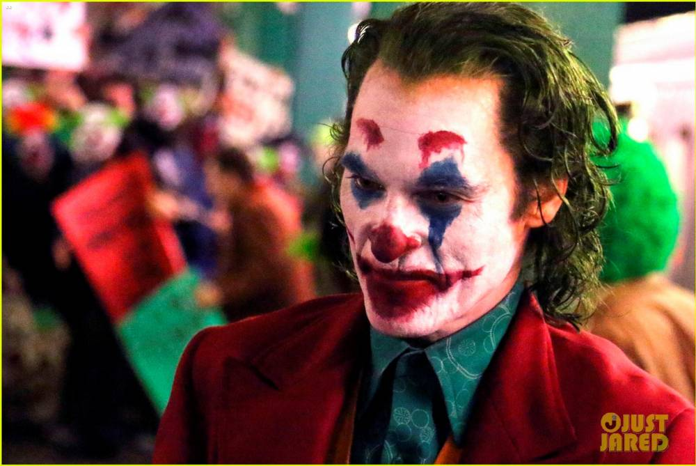 Joker ©  DC Films / Warner Bros
