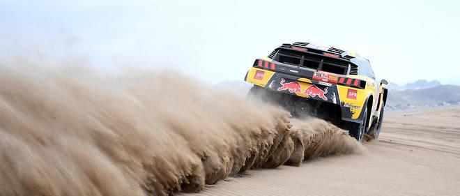 Le sable sera omniprésent sur les 10 étapes du rallye Dakar au Pérou.