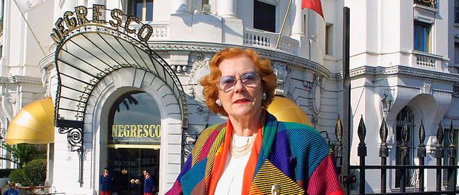 Âgée de 95 ans, Jeanne Augier est décédée dans la nuit de lundi à mardi, a indiqué à l'Agence France-Presse Laurence Cina-Marro, la tutrice désignée en 2013 pour protéger la vieille dame, une Bretonne au caractère bien trempé mais affaiblie par l'âge.
