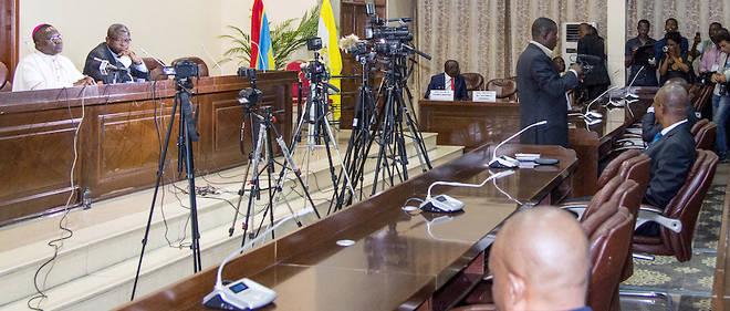 Les évêques de la Cenco ont invité les candidats déçus à se tourner vers la Cour constitutionnelle qui doit publier les résultats définitifs dans les dix jours.