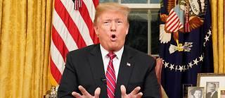 Donald Trump président autoritaire ou tigre de papier ?  ©CARLOS BARRIA