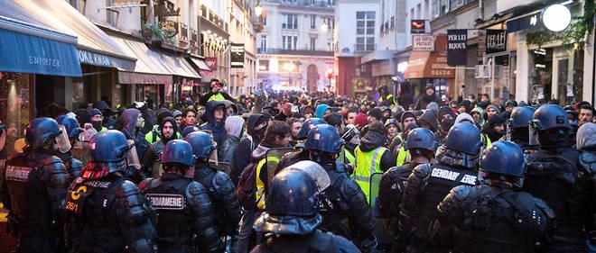 Les forces de l'ordre seront déployées en nombre dans la capitale.