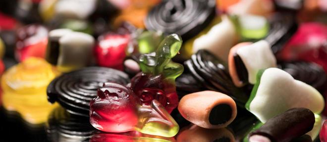 La forme nanoparticulaire du colorant alimentaire E171 peut poser de multiples problèmes. Image d'illustration.  ©JOEL SAGET/AFP