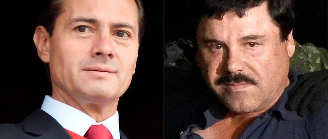 Au procès d'El Chapo, un témoin affirme quel'ancien président du Mexique Enrique Pena Nieto aurait reçu 100 millions de dollars en pots-de-vin en 2012.