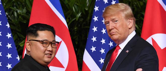 Les États-Unis annonce d'ores et déjà qu'ils maintiendront la pression malgré les réclamations de Pyongyang.