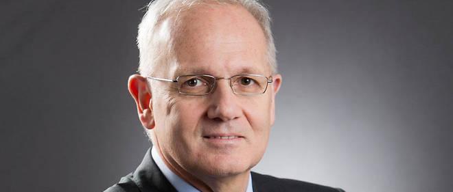 Jean-Yves Le Gall est président du Centre national d'études spatiales.