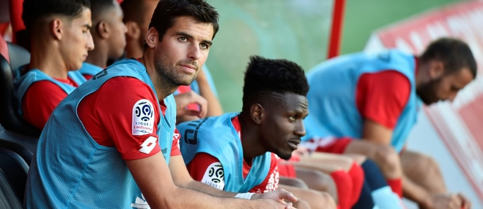 Transfert Yoann Gourcuff Quitte Dijon Le Point