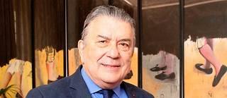 Jean-Paul Fournier, maire (LR) de Nîmes.   ©Ian HANNING/REA