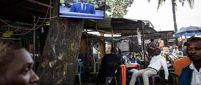 «Je vais passer la main sans regret ni remords. Le Congo vient de loin», a dit Joseph Kabila dans un message diffusé sur les antennes de la télévision nationale.