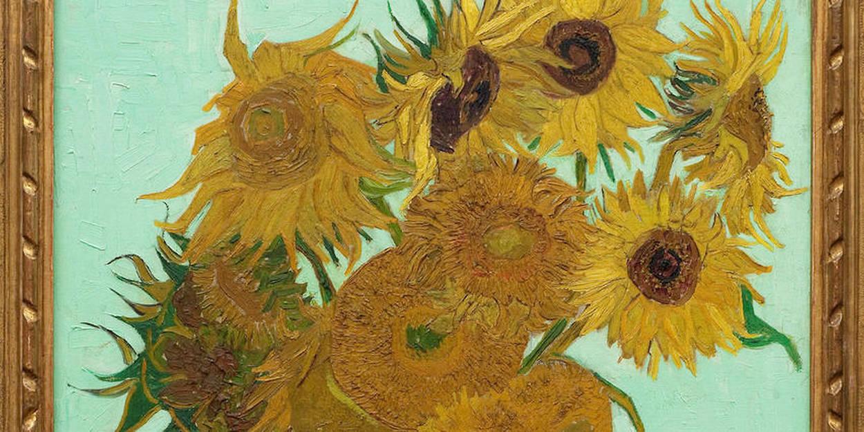 Van Gogh Ses Tournesols Ne Voyageront Plus Le Point