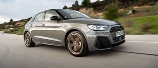 Audi A1 ©Clement Choulot