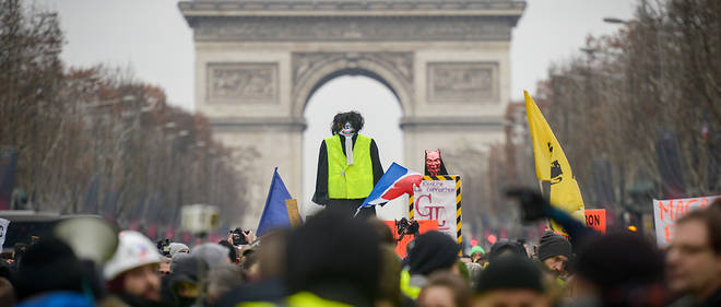 Comme lors des précédents actes, plusieurs mobilisations sont prévues dans la capitale