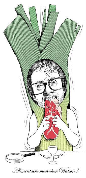 Keir Watson: vive la viande!
