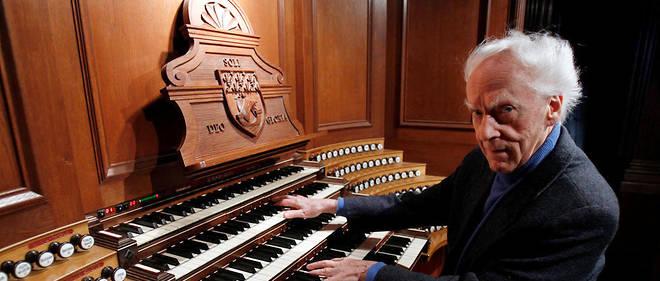 Jean Guillou est mort à l'âge de 88 ans.