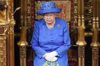 La reine Elizabeth II n'a jamais exprimé son opinion sur le Brexit.  ©CARL COURT