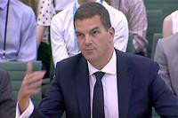 Olly Robbins est le négociateur en chef du 10 Downing Street sur le Brexit.  ©HO