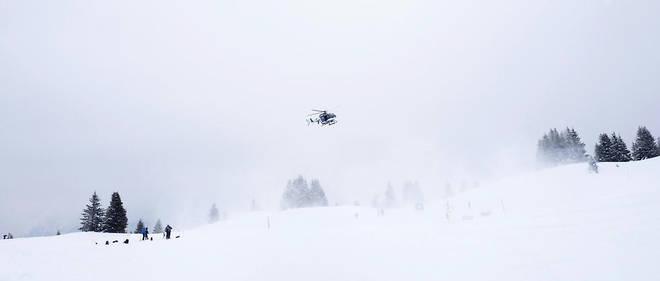 Une personne disparue a été retrouvée grâce à sondétecteur de victimes d'avalanche (DVA). Photo d'illustration.