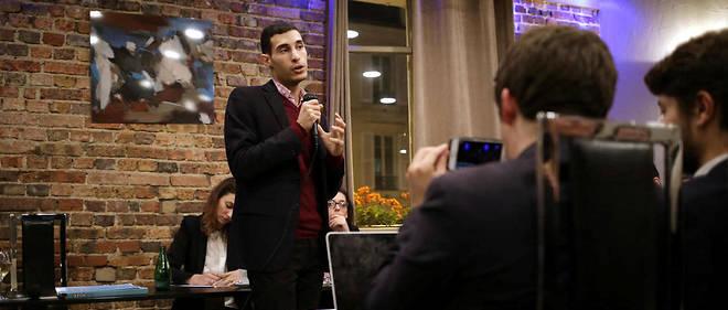 Rayan Nezzar est professeur d'économie à l'université Paris-Dauphine et membre de La République en marche.