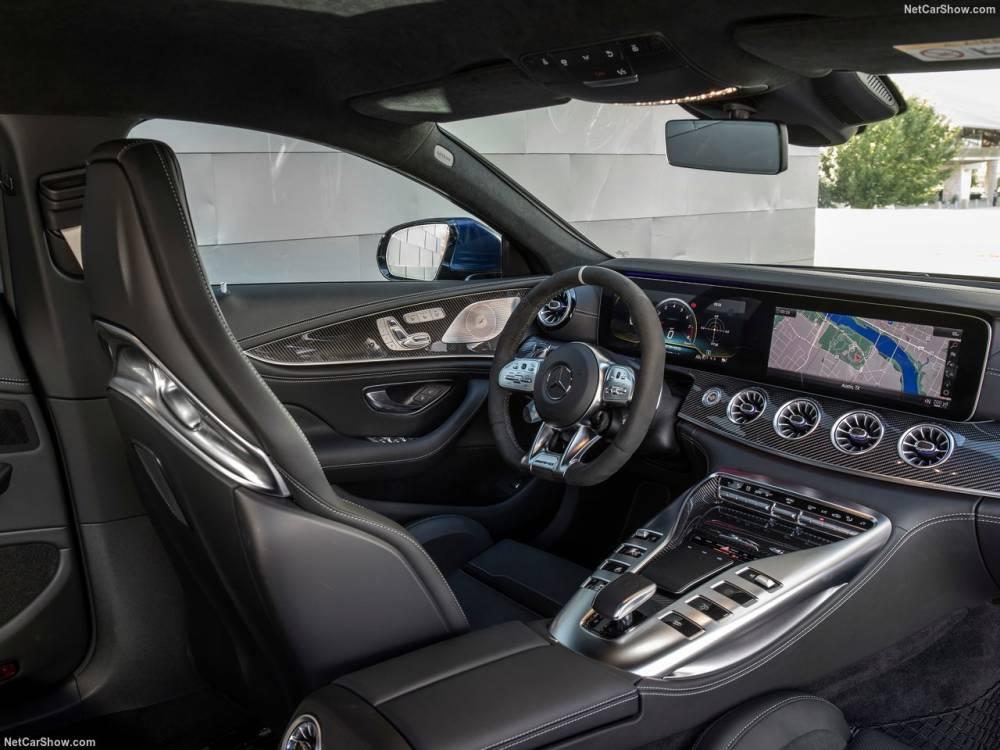 AMG GT 63 S Coupé 4 portes