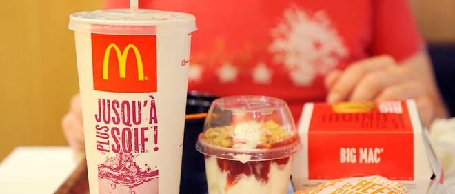 Sur près de 1 500 restaurants McDonald's en France, à peine plus de 70 trient leurs déchets.