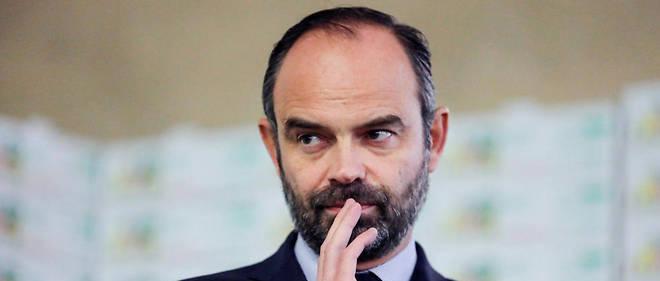 Édouard Philippe avait déjà joué la carte de la surprise lors d'une réunion àSartrouville dans les Yvelines, vendredi dernier.