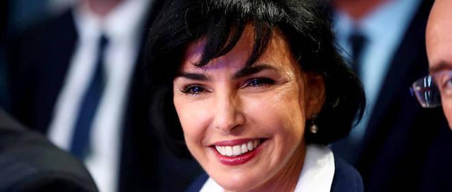 Rachida Dati figure sur la liste européenne conduite par François-Xavier Bellamy.